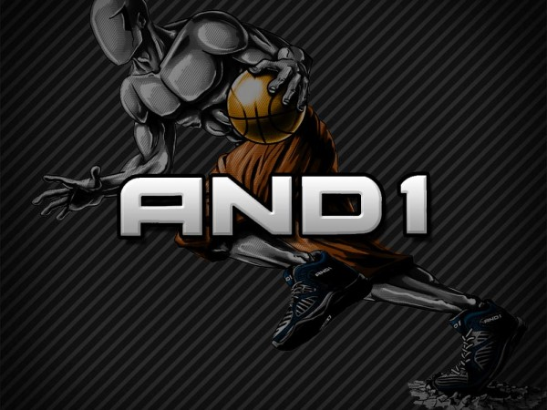 and1 logo